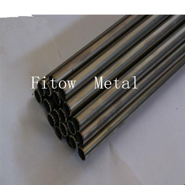 Tantalum and Tantalum alloy seamless tubes