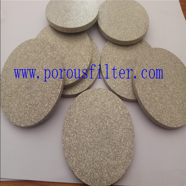 SINTERED FILTERS DISC ARRESTORS 70mm DIA