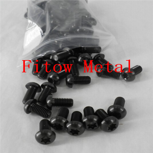 ISO7380 Hexagon Socket Button Head Screws for bicycles