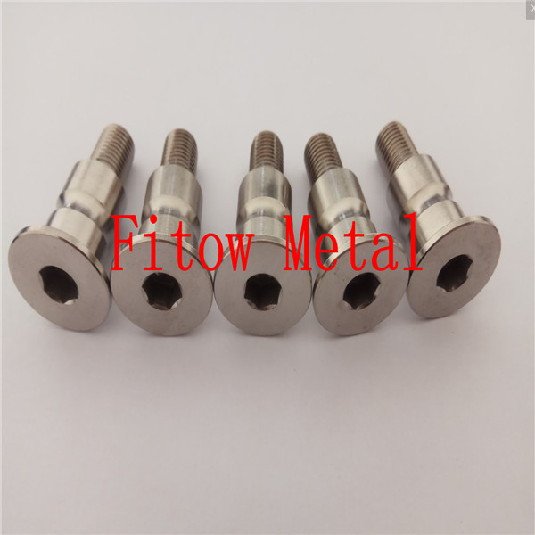 Titanium Motorcycle Bolts & Accessories M10*40.