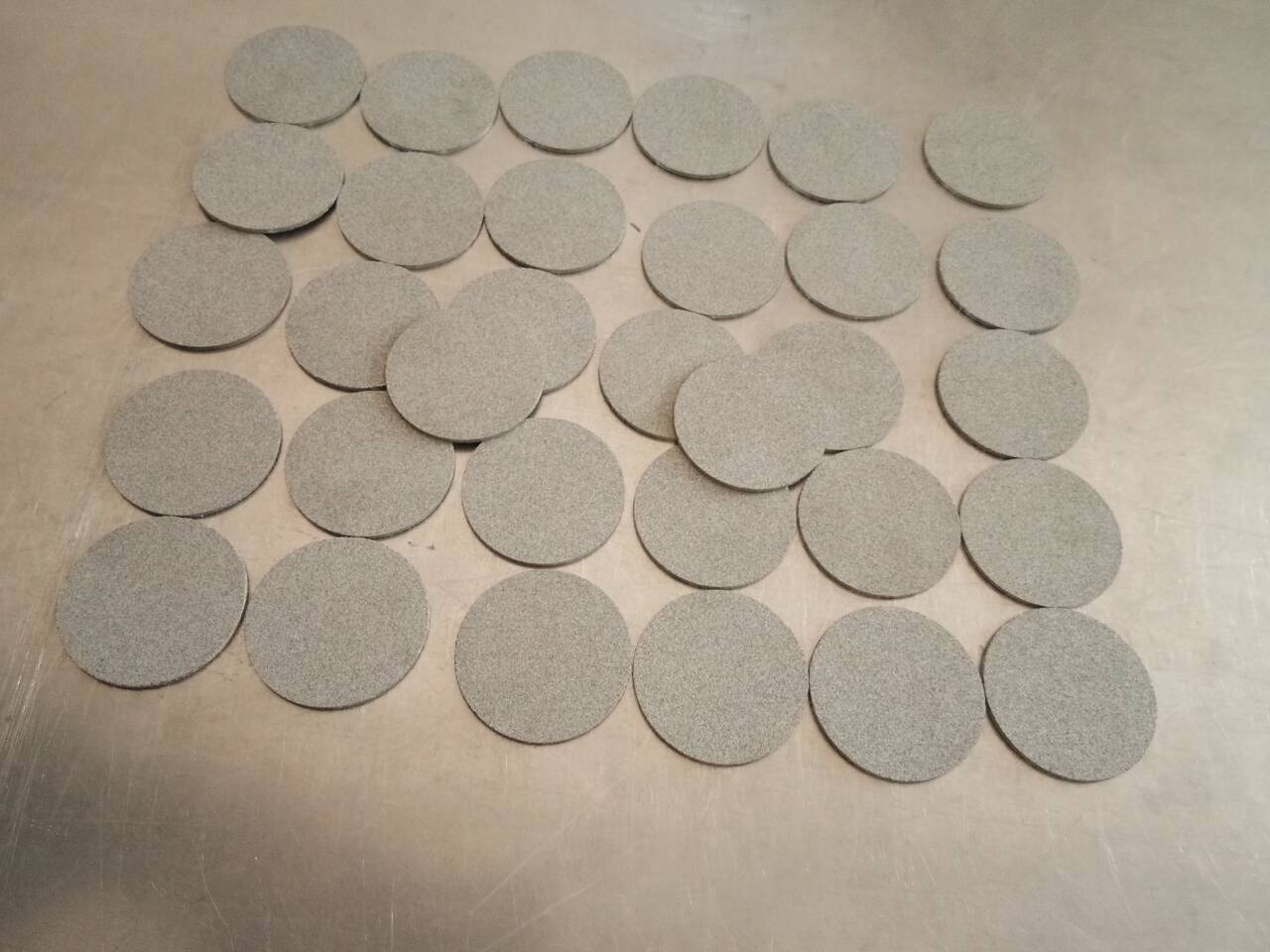 Nickel Alloy Inconel 600 filter Disc diameter50*2